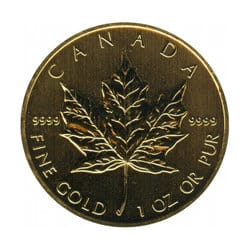 Gold Maple Leaf bis 2013