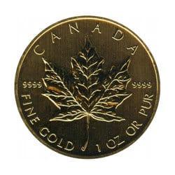 Gold Maple Leaf bis 2013