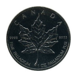 Palladium Maple Leaf