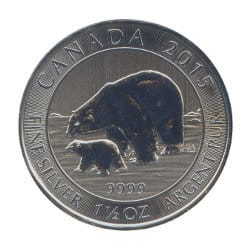 Eisbären Polar Serie Silber